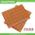 5Pcs 7x9cm 7*9 7CM*9CM DIY Prototype Paper PCB Universal Experiment Matrix Circuit Board