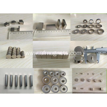Neodymium Magnets Customized Made