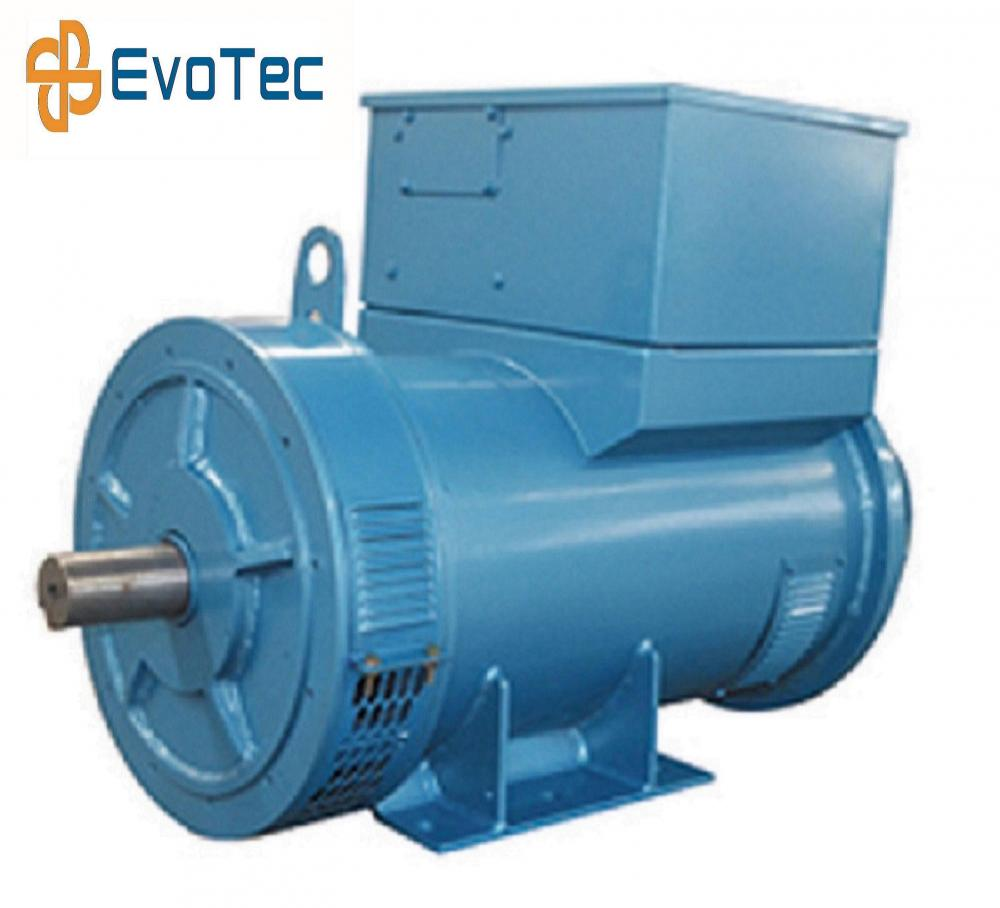 Blue Double Bearing Marine Generator
