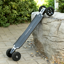 12S50.4V electric skateboard with Air-less wheels