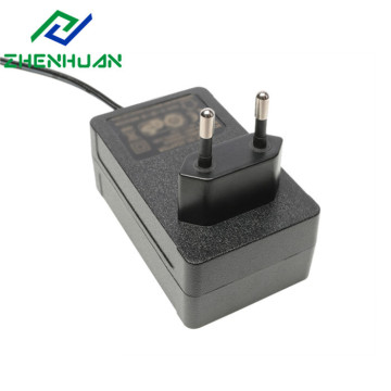 9VDC / 3000mA 230V / 50HZ EU Plug Power Adapter para POS