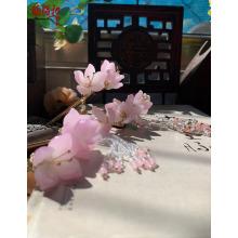 Special Discount Ban Kai Half-Blooming Epiphyllum Pink Flower Hair Stick Vintage Chinese Hanfu Hair Accessories Hair Jewelry