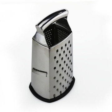 Box Grater 4-Sided Stainless Steel Grater