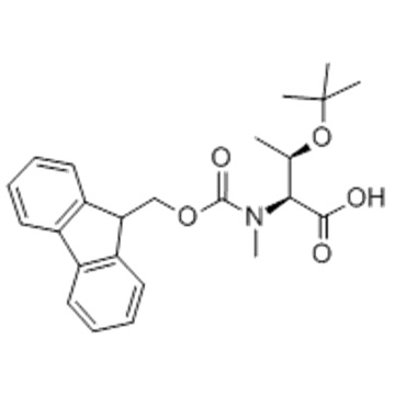 L-Threonine,O-(1,1-dimethylethyl)-N-[(9H-fluoren-9-ylmethoxy)carbonyl]-N-methyl- CAS 117106-20-4