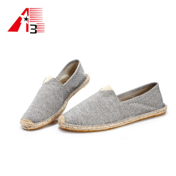 Espadrilles High Fashionable Alpargatas Woman