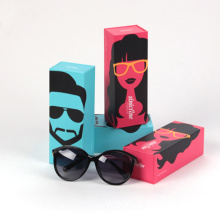 Full Set of Cardboard Drawer Packaging for Sunglasses