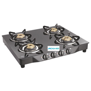 Pearl 4 Burner Toughened Glass Cooktop