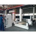 4 axis 3d cnc foam router
