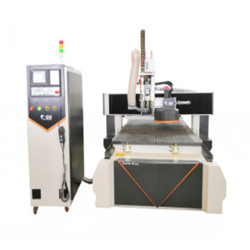ATC wood cnc router for cabinets furniture