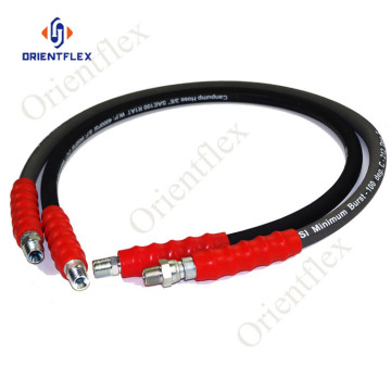 smooth surface pressure washer machine hose