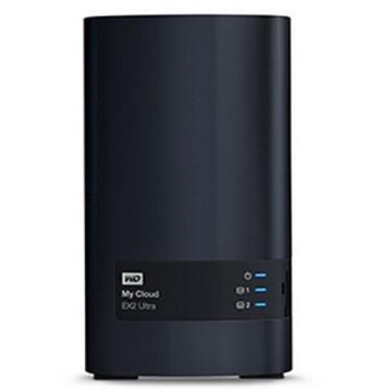 Western Digital My Cloud EX2 Ultra 4TB Cloud Storage Network Hard Disk NAS Network Storage Cloud WDBVBZ0120JCH Storage Server
