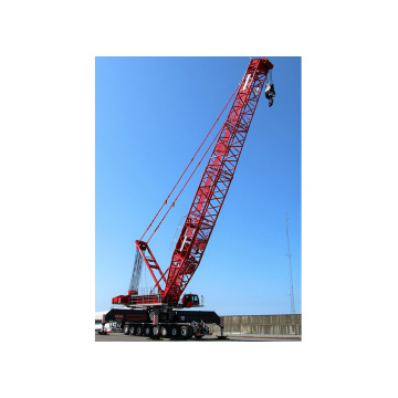 Crawler Crane with High Load