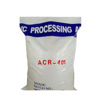 Chemical White Powder Pvc Profile Acrylic Resin