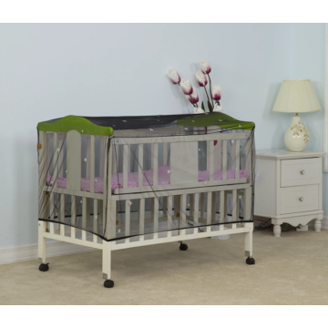 Baby bed site mosquito net cute