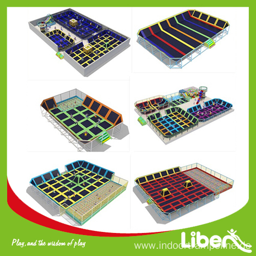 Best Selling Trampoline Games with CE certification