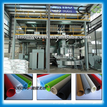 AL-2400 SS nonwoven fabric making machine