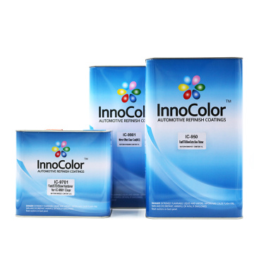 car refinish clearcoat InnoColor Mirror Effect IC-9901