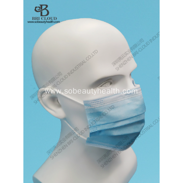 Three layers of disposable masks for civilian use