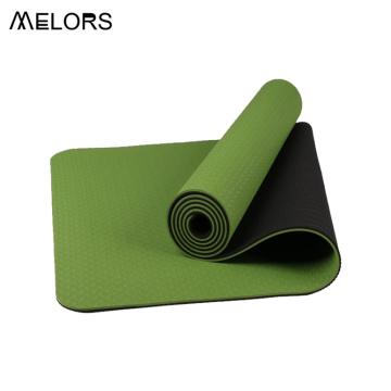 Melors Wholesale Tpe Yoga Mat