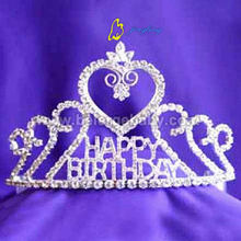 Beauty birthday crown tiara CR-61