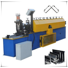 Slotted Angle Racks Machine
