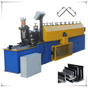 Wall Angle Channel Roll Forming Machine