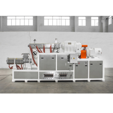 Full Automatic Color Masterbatch Compounding Kneading and Extruding Line