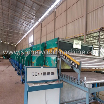 Roller Veneer Drying Machine for Sale