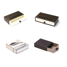 Luxury gift Sliding drawer paper box