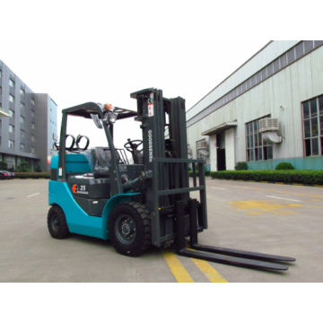 2.5 Ton Cushion Tire Dual Fuel Forklift