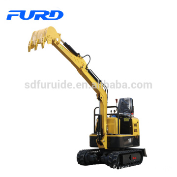 China hot sale mini excavator for digging (FWJ-900-10)