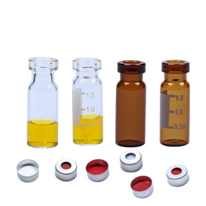 2ml Crimp Vial Chemical Vials OEM