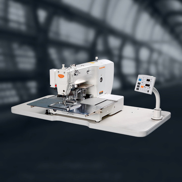 electronic programmable sewing machine