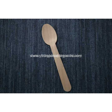 Disposable Wooden Cutlery Spoon