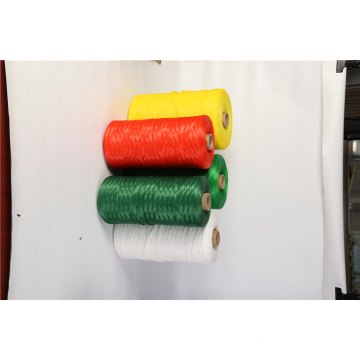 Good Quality pe extruded green plastic mesh