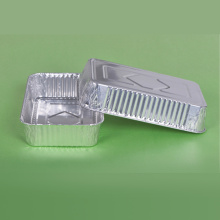 Restaurant Silver Disposable Aluminum Foil Pan