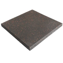 high density rubber fitness flooring tiles