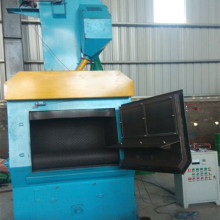Tumble Rubber Belt Shot Blasting Machine