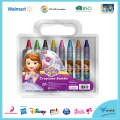 Princess Sofia 8 Piece Jumbo Crayon Set