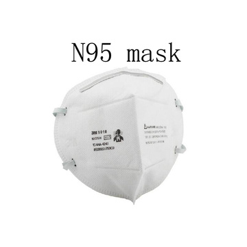 Disposable protective mask three-layer nasal mask