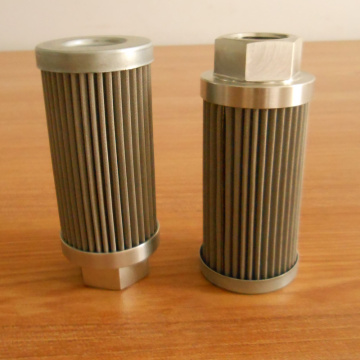Oil Filter Element WU-25X180-J Suction Filter