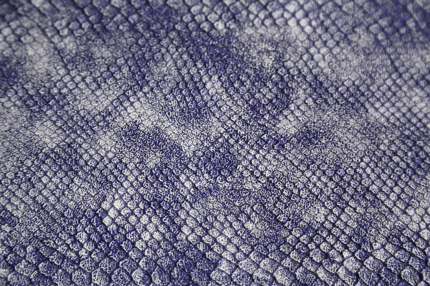 Python Snake print embossed pu pvc leather