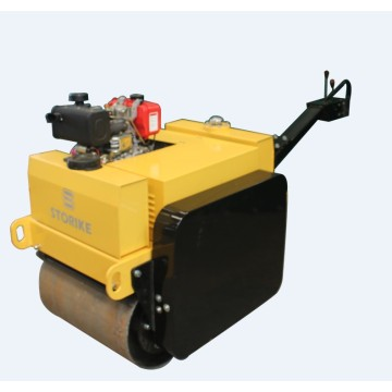 Hand Operated Small Drum Asphalt Roller