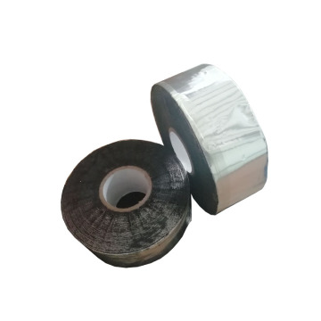 Aluminium backing Butyl adhesive tape