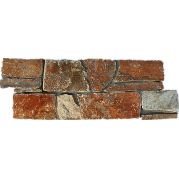 low price real stone paneling system for exteriors