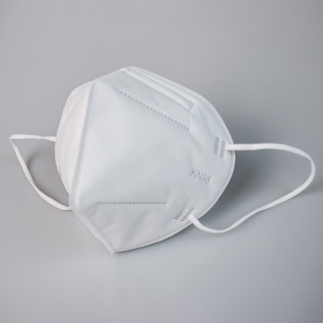 CE Approved FFP2 5 Ply Filtration KN95 Mask