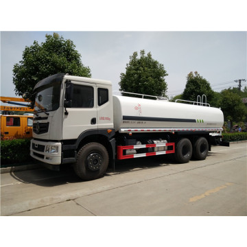 15m3 6x4 Road Water Tank Vehicles