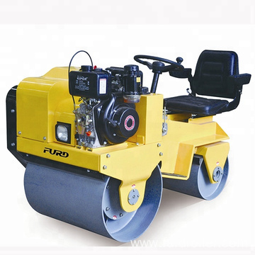 800kg Ride on Compactor Roller Asphalt Road Roll for sale (FYL-850)