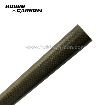 Custom 30X30 Square full carbon fiber boom