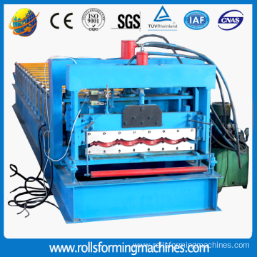Roofing sheet roll making machinery
